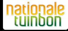 Nationale tuinbon kopen of inleveren? Dat kan bij GroenRijk Zevenaar